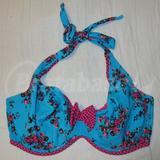 30HH - Curvy Kate » Beach Bloom Halterneck Bikini (CS2121)