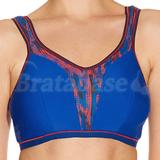 Soft Cup Crop Top Sports Bra (4000)