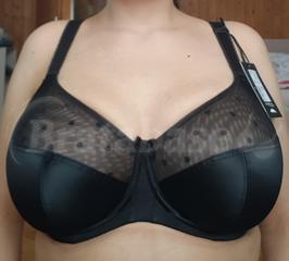 34H - Sculptresse » Candi Full Cup Bra (9375) Wearing bra - Front shot