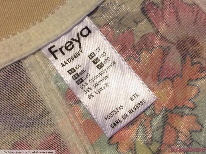   32C - Freya » Daydreamer Padded Longline Bra (1764)
