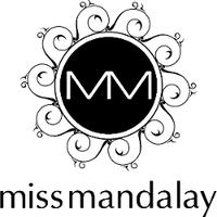 Logo for Miss Mandalay