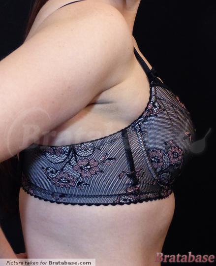 | 75C - Comexim » Geisha Plunge Bra (202)