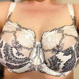 Lilly Rose Demi Cup Bra (0882)