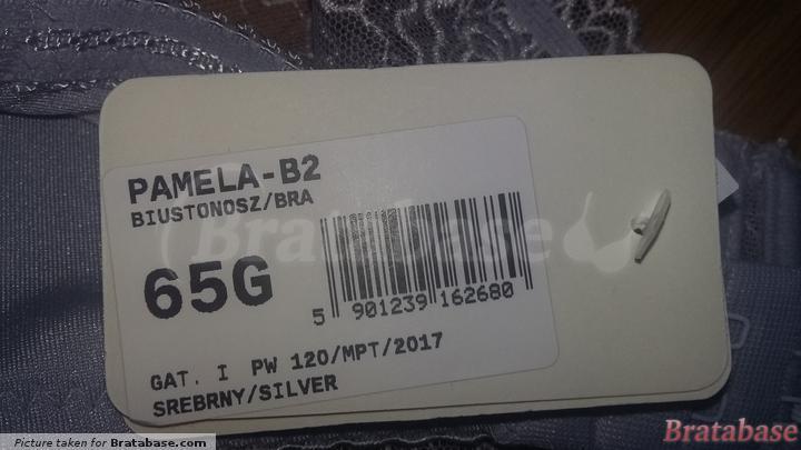 | 65G - Gorteks » Pamela Soft Bra (B2)