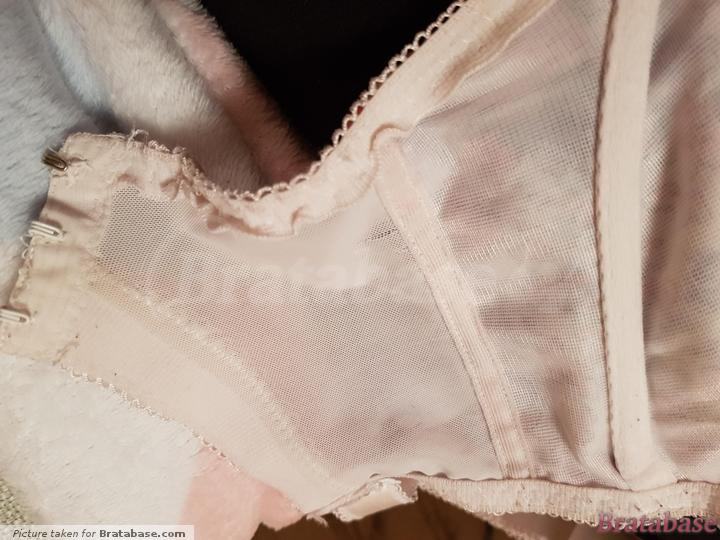 Wear and tear pic for the listing | 34L - Bravissimo » Urban Rose (LN260)
