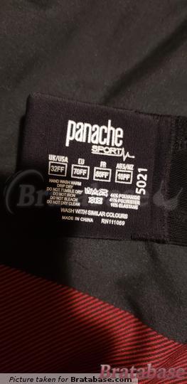   32FF - Panache Sport » Sports Bra (5021)