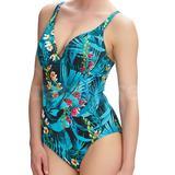 34FF - Fantasie » Seychelles Plunge Gathered Suit (6110)