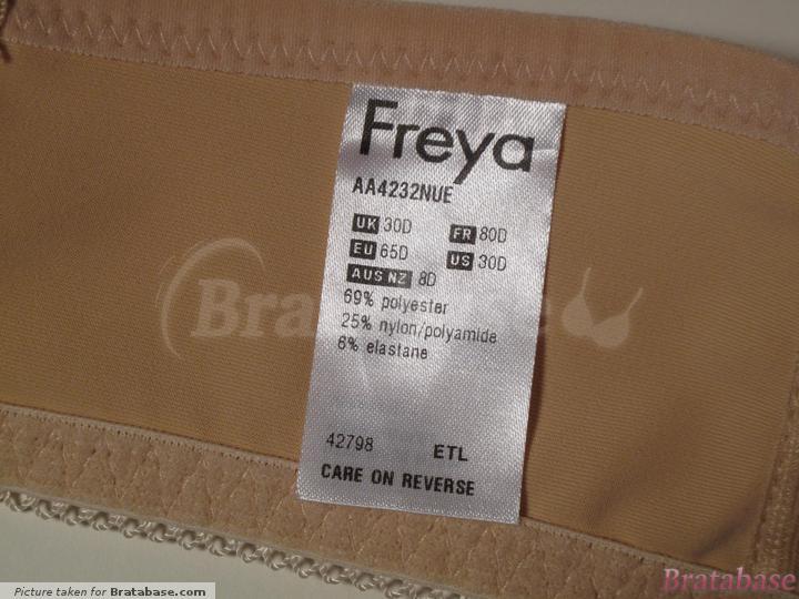 | 30D - Freya » Deco Moulded Half Cup Bra (4232)