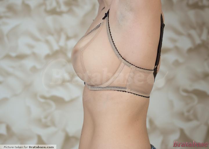 | 28G - Claudette » Dessous Mesh Underwire Bra (CD2000)
