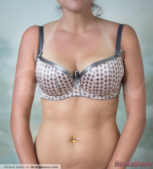 | 28G - Anna Pardal For Comexim » Lady Grey Half Cup