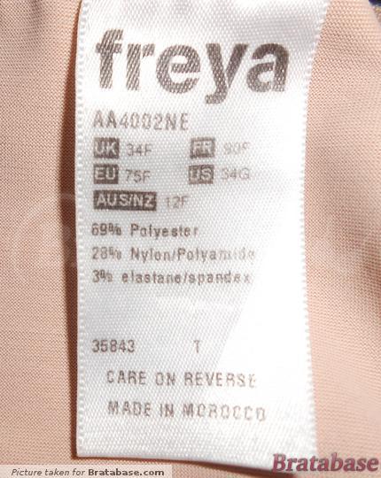   34F - Freya » Underwire Sport (4002)