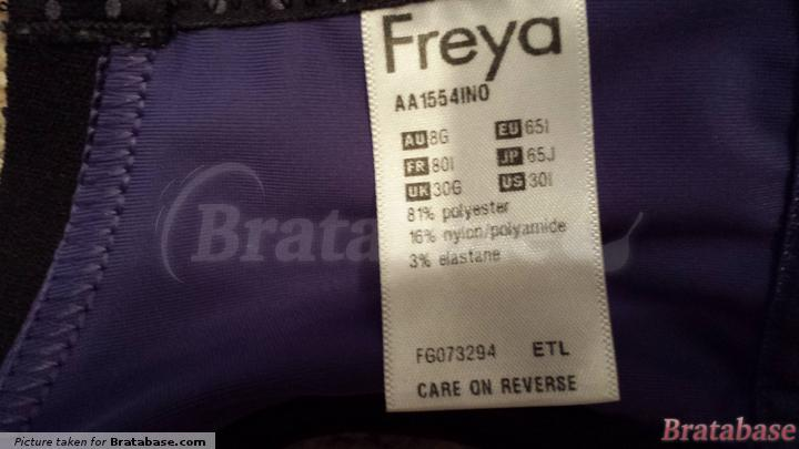   30G - Freya » Deco Spotlight Moulded Plunge Bra (1554)
