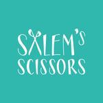 Logo for Salem's Scissors