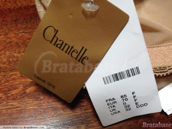| 70F - Chantelle » C Chic Sexy Spacer Bra (3585)