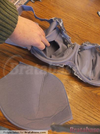 This pad fits in this pocket | 65KK - Kris Line » Toni Semi Soft