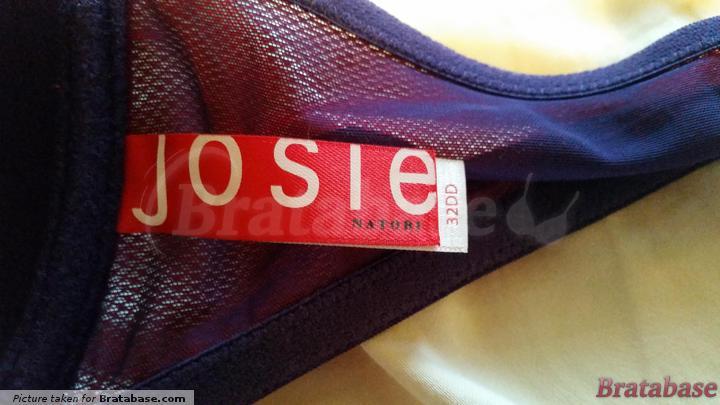 | 32DD - Josie By Natori » Jet Set T-back Bra (835132)