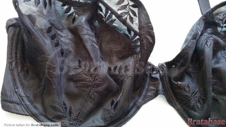 front embroidery | 34H - Panache » Tango Ii Plunge Bra (3256)