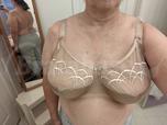 38H - Elomi » Cate Banded Bra (4030) Wearing bra - Front shot