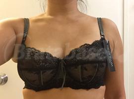 32D - Heidi Klum Intimates » Sofia Underwire Bra (H75-261)