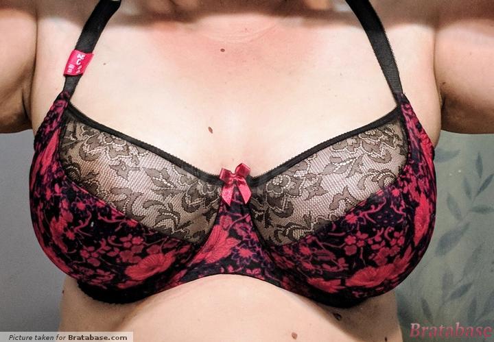   34J - Curvy Kate » Poppy Balcony Bra (CK10011)