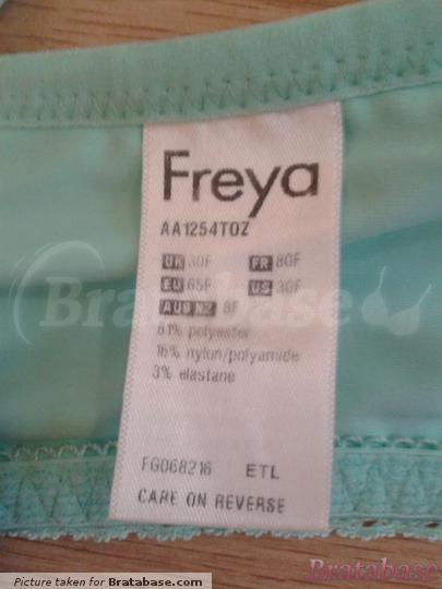 | 30F - Freya » Deco Honey Moulded Plunge Bra (1254)