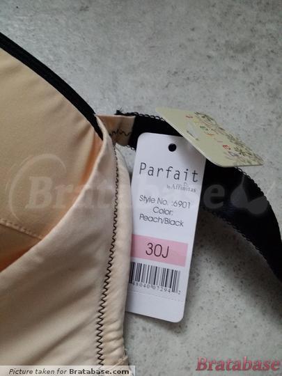 | 30J - Parfait By Affinitas » Charlotte Padded Bra (6901)
