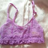 XS - Accessorize » Fearne Frill Lace Crop Top