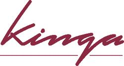 Logo for Kinga