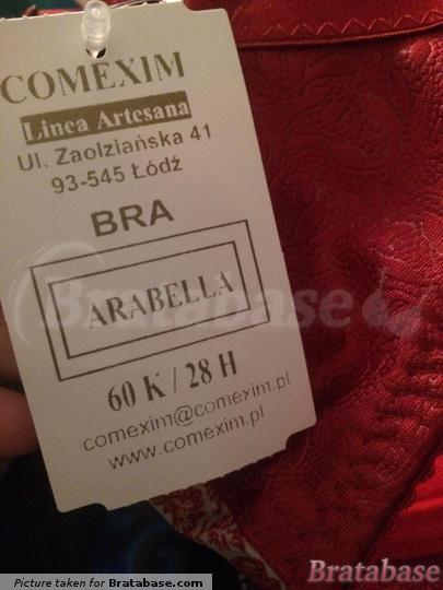| 60K - Comexim » Arabella Pl Biustonosz (334)