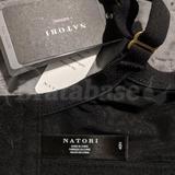 Natori Pure Allure in black/charcoal, size 40H