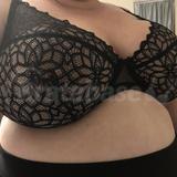 44G - Glamorise » Sexy Underwire Lace Bra (9850)