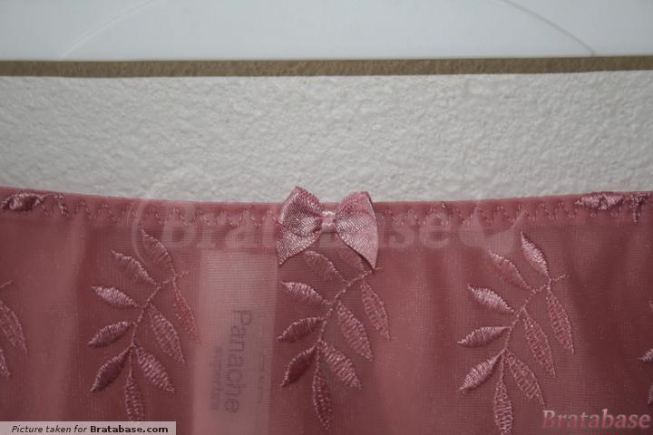 Panty Front Detail | 30GG - Panache » Tango Ii Plunge (3256)