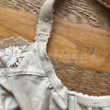 Backside of strap alteration