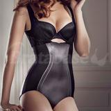 Sirene Body Suit With Open Front No.1