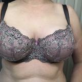 70L - Comexim » Onyks Non-padded Half Cup Underwire Bra (CMONYK