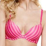 34D - Betsey Johnson Intimates » Forever Perfect Demi Bra