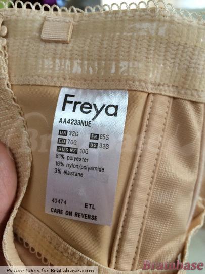| 32G - Freya » Deco Strapless (4233)