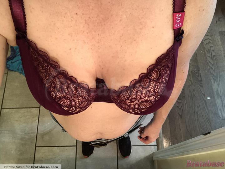 | 34G - Curvy Kate » Ellace Balcony Bra (CK4401)