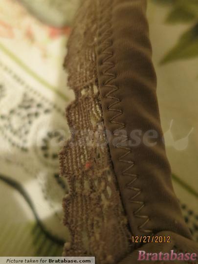 Strap detail   32DD - Calvin Klein » Seductive Comfort Convertible Contour (F3