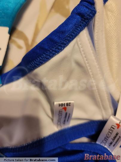   60L - Comexim » Treasure Padded Plunge Underwire Bikini Top (CM