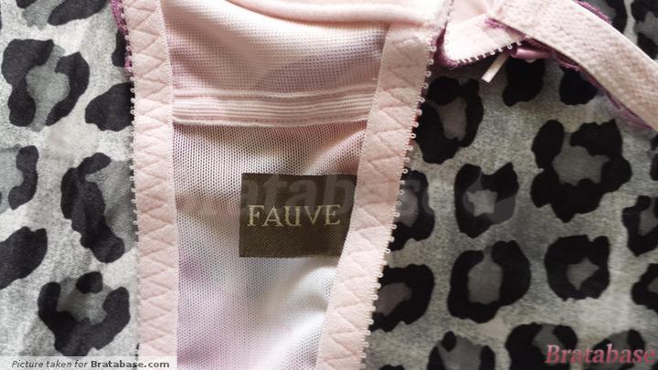 | 30D - Fauve » Grace Padded Half Cup Bra (0711)