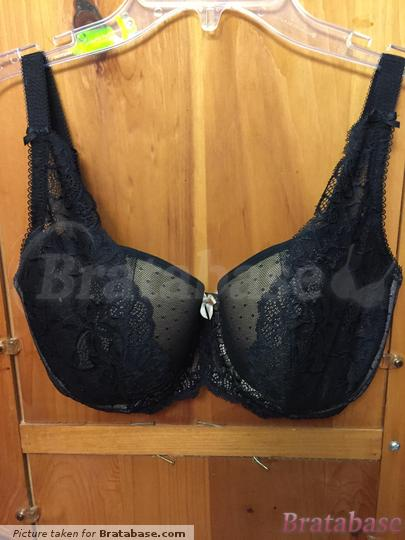 Beautiful! | 30G - Just Peachy » Lace High Apex Padded B-g Bra (133501)