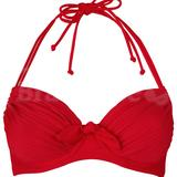34G - Pour Moi » Bali Adjustable Halter Underwired Top (13102)