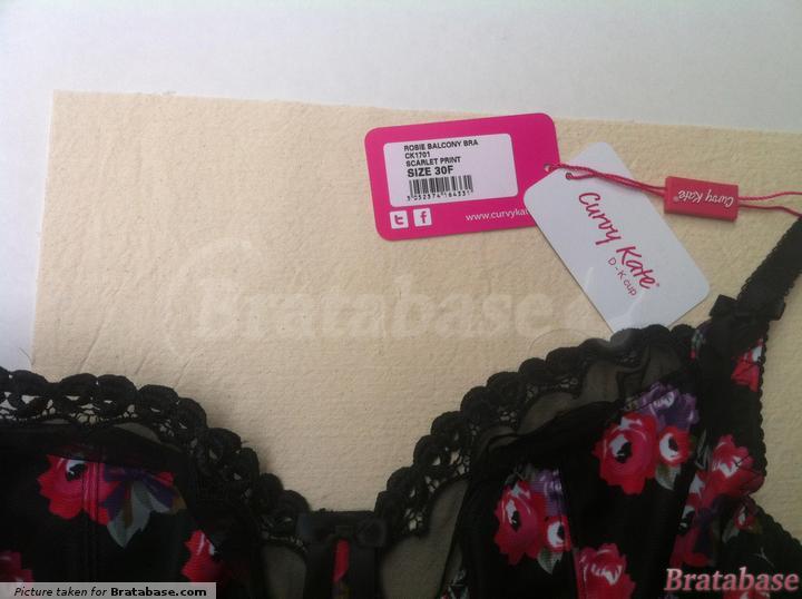 | 30F - Curvy Kate » Rosie Balcony Bra (CK1701)
