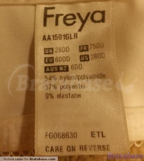| 28DD - Freya » Marvel Side Panel Bra (1501)