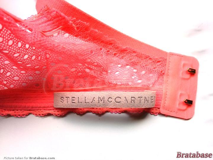 | 32E - Stella Mccartney » Magnolia Shrugging Lace Contour Bra (S