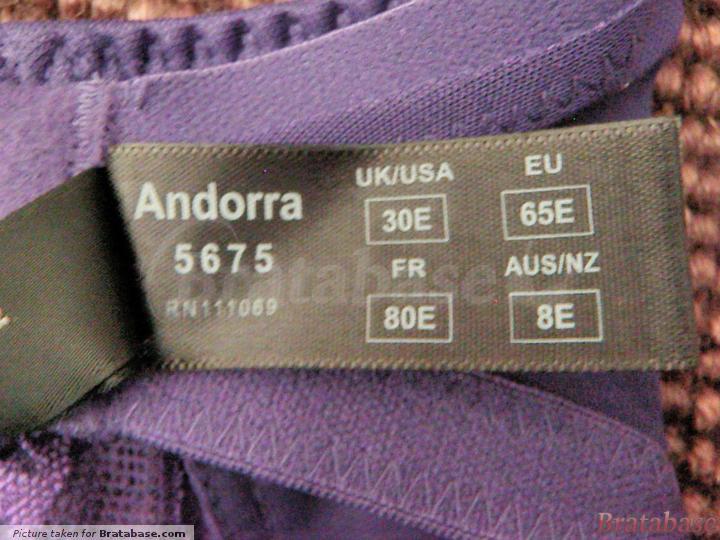 Panache Andorra 30E | 30E - Panache » Andorra Full Cup (5675)