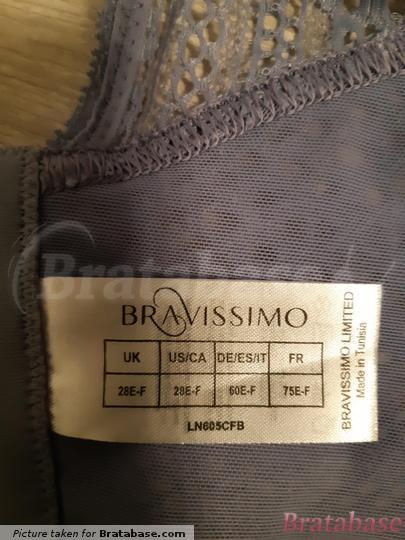   28E-F - Bravissimo » Zara Bralette