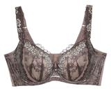 Lace Pushup Demi Soft Cup Bra (BR-02179)
