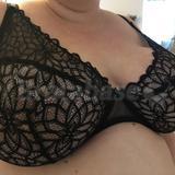 46G - Glamorise » Sexy Underwire Lace Bra (9850)